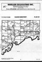 Map Image 033, Sibley County 1989